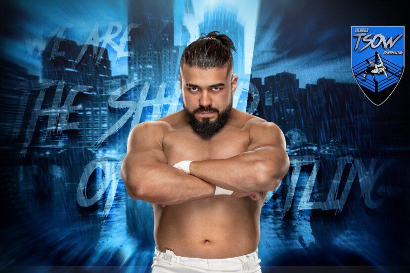 Andrade critica la gestione dei talenti messicani in WWE