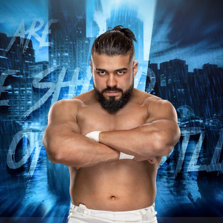 Andrade non si sente un prodotto WWE