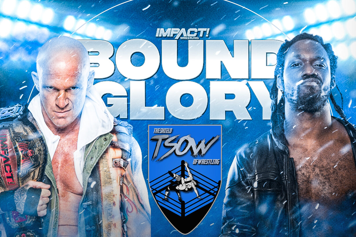 Bound For Glory Streaming e dove vederlo - IMPACT! Wrestling