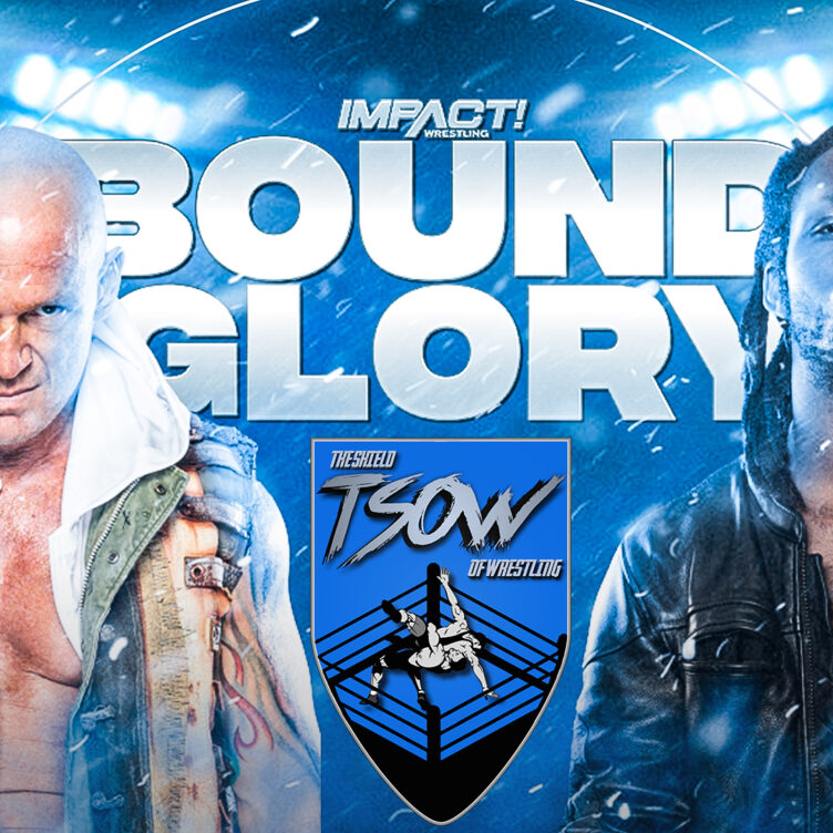 Anteprima Bound For Glory - IMPACT! Wrestling