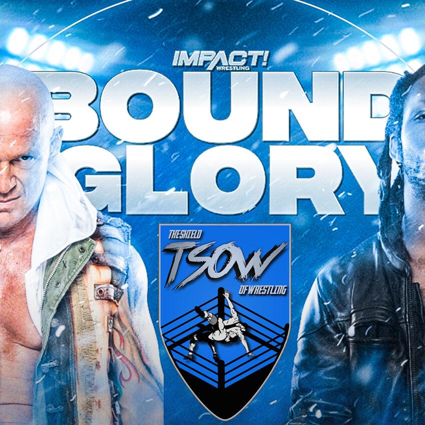 Anteprima Bound For Glory - IMPACT! Wrestling