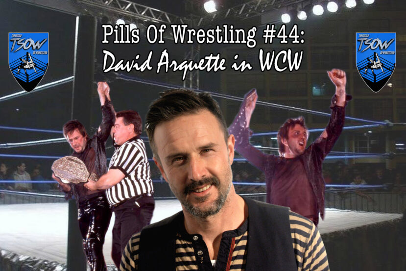 Pills Of Wrestling #44: David Arquette in WCW