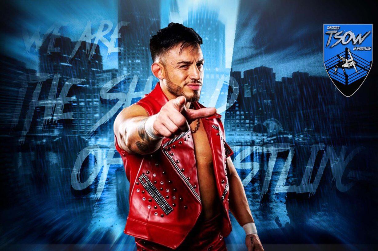 Daga è stato rilasciato da IMPACT! Wrestling