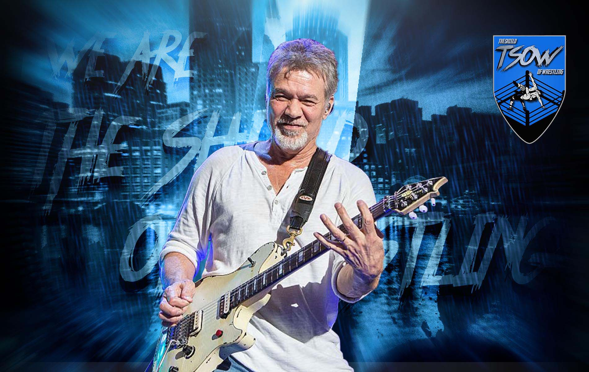 Eddie Van Halen: le reazioni del mondo del wrestling alla sua scomparsa