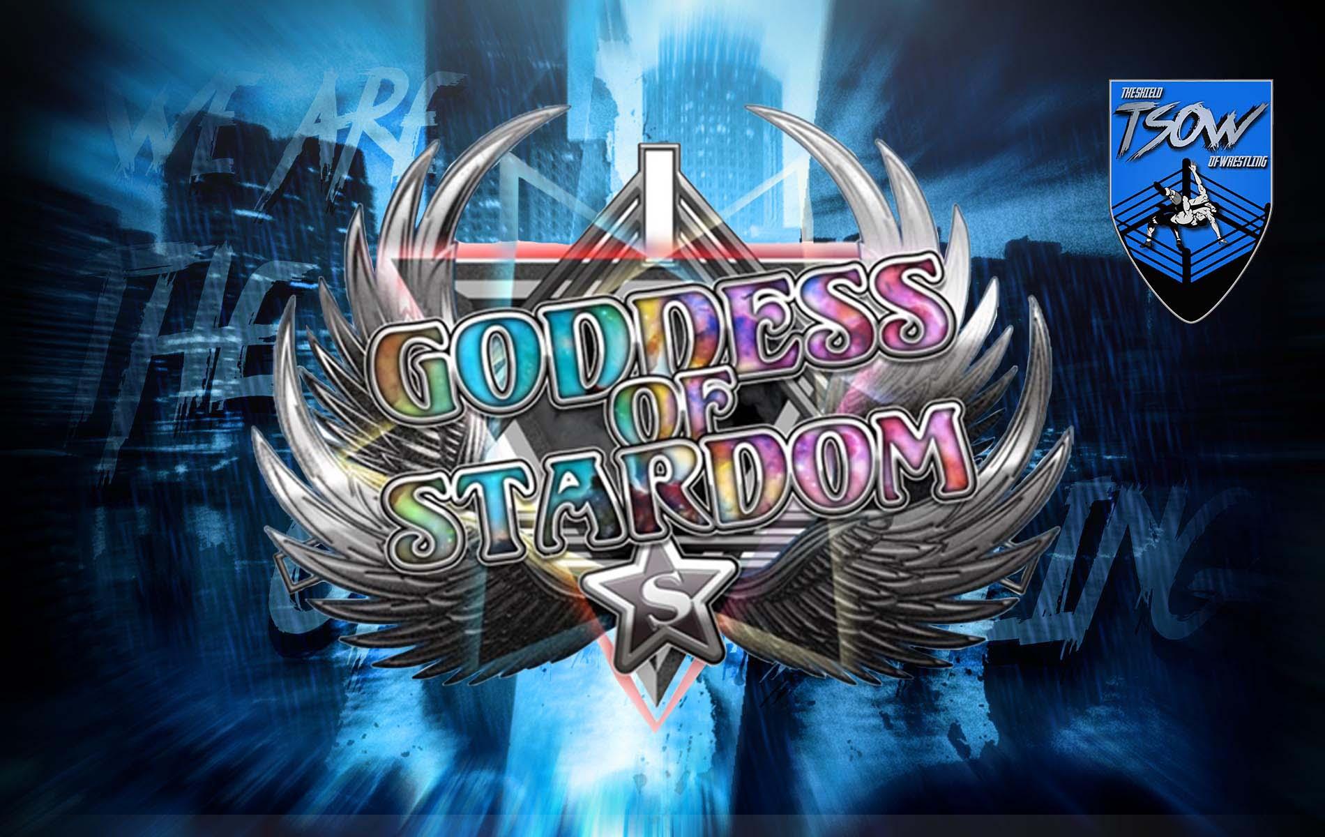 STARDOM Goddess of Stardom Tag League 2020 Risultati – Day 6