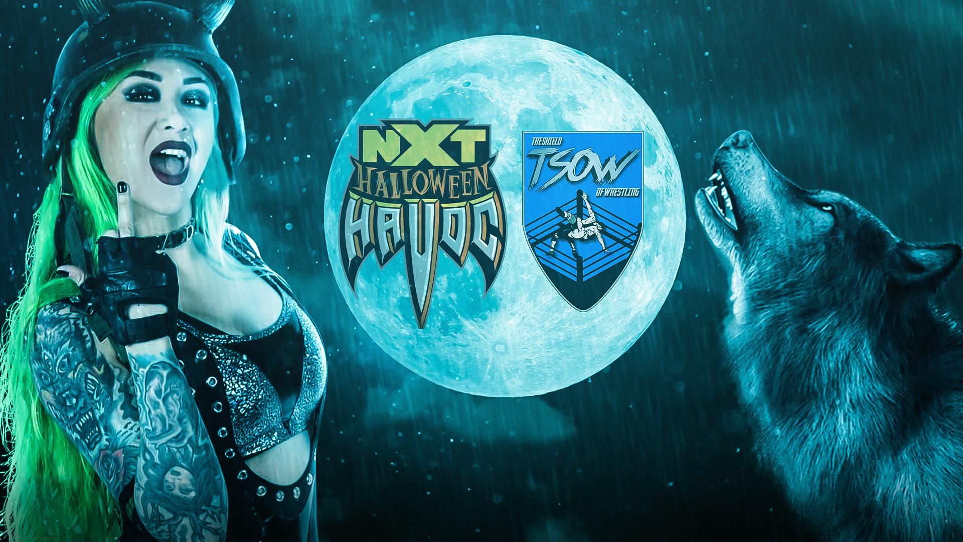 Report Halloween Havoc 2020 - NXT