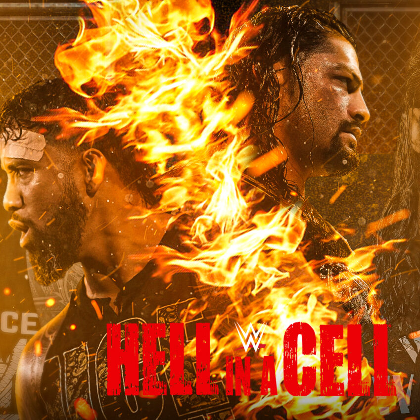 Anteprima Hell In A Cell - WWE