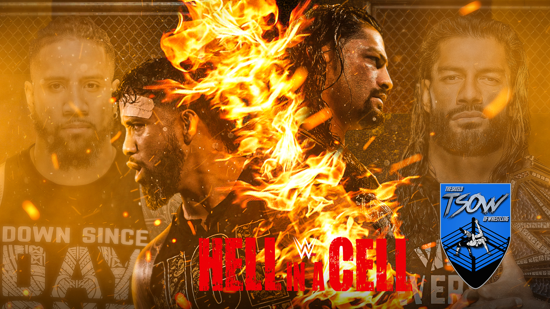 Pagelle Hell In A Cell - WWE