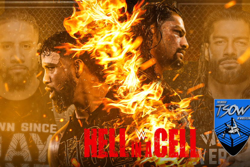 Report Hell in a Cell - WWE