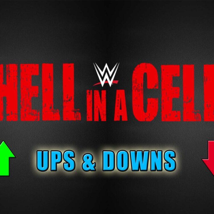 Hell In A Cell Ups&Downs 25-10-2020: La gabbia dei cambiamenti