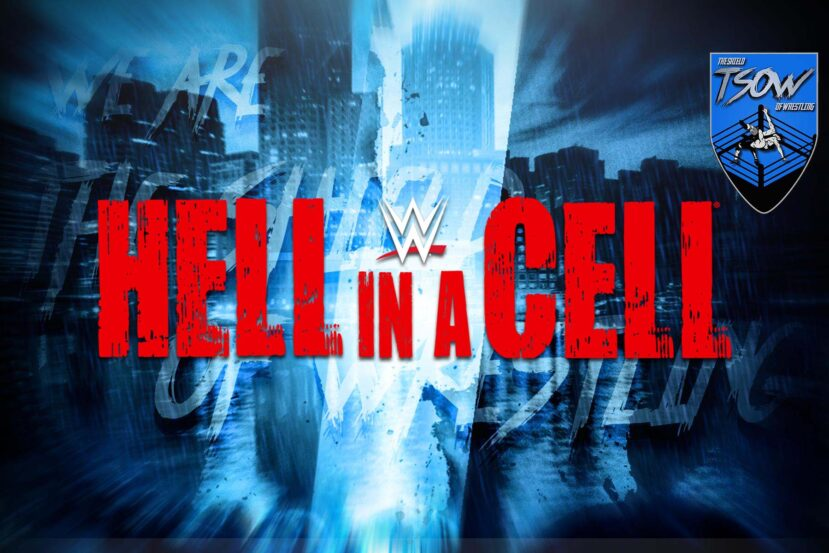 Hell In A Cell 2020: caos in WWE sulla card del pay-per-view