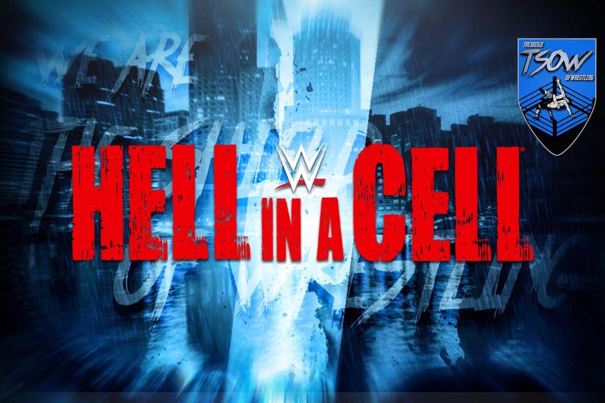 Hell in a Cell 2020: la WWE ha cambiato il finale del main event