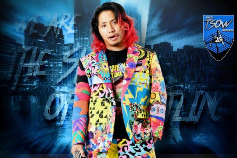 Hiromu Takahashi: le sue parole prima del BOSJ
