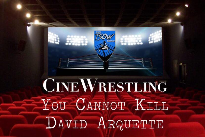 You Cannot Kill David Arquette - La nostra recensione