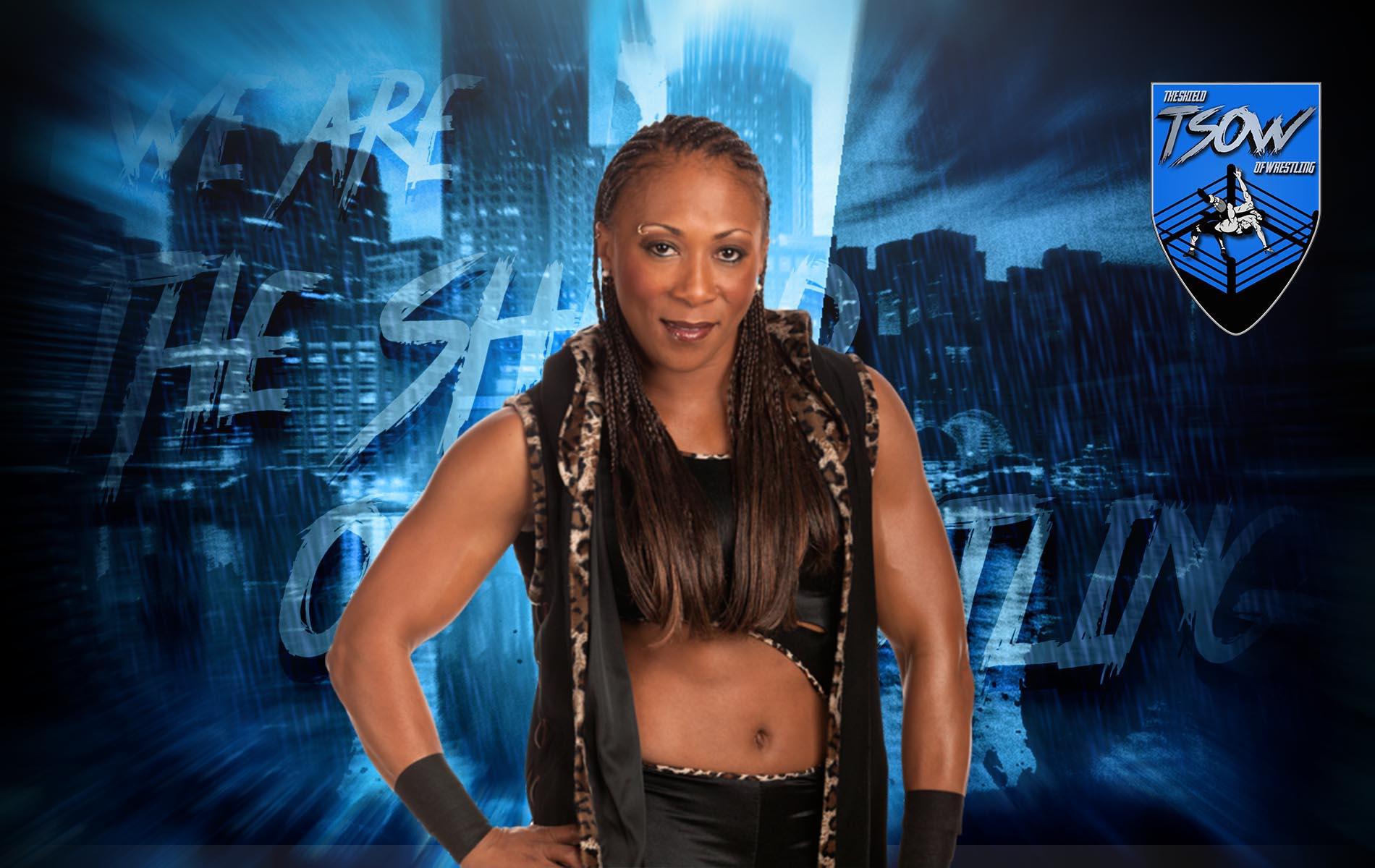 Jazz annuncia il suo ritiro dal wrestling