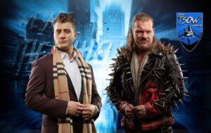 Chris Jericho rivela chi ha ideato il segmento musicale con MJF di Dynamite