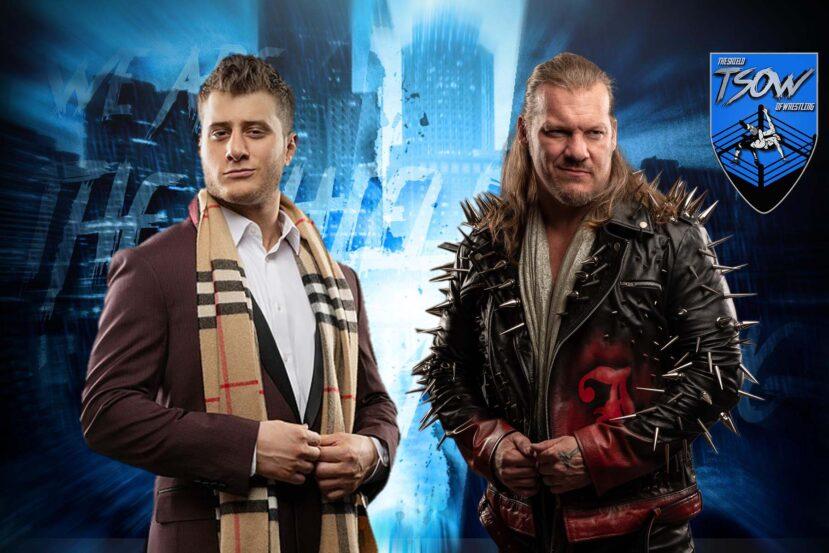 AEW Full Gear: chi ha vinto tra Chris Jericho e MJF?