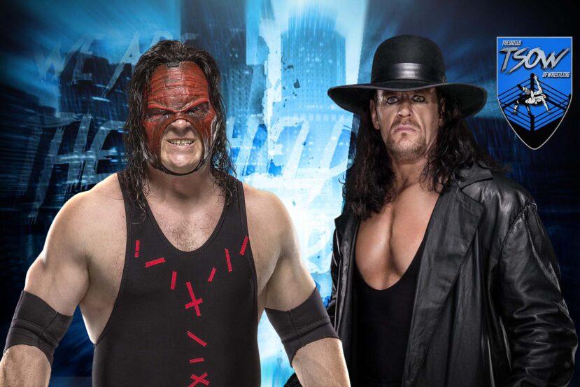 The Undertaker e Kane: chi avrebbe dovuto conquistare la Streak?