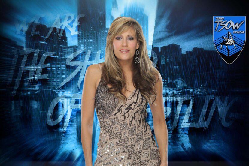 Lilian Garcia torna in WWE