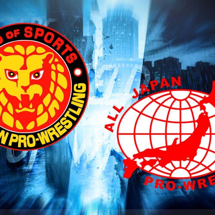NJPW e AJPW collaboreranno per un evento congiunto