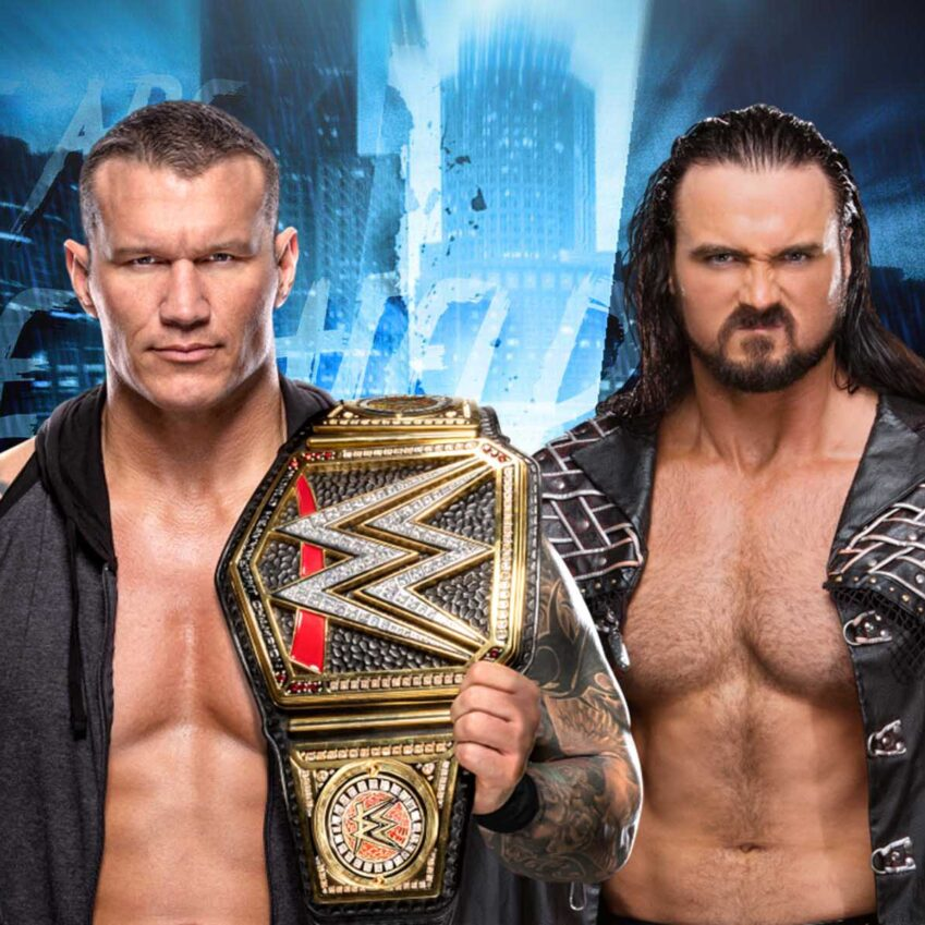 Randy Orton vs Drew McIntyre: la WWE vuole riproporlo solo con il pubblico