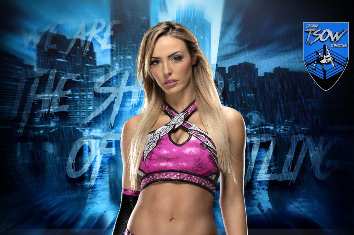 Peyton Royce si offre come tag team partner di Asuka a WWE TLC