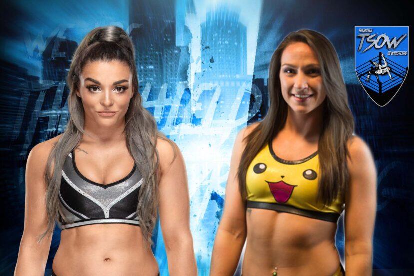 Deonna Purrazzo vs Kylie Rae: chi ha vinto il match di Bound for Glory?