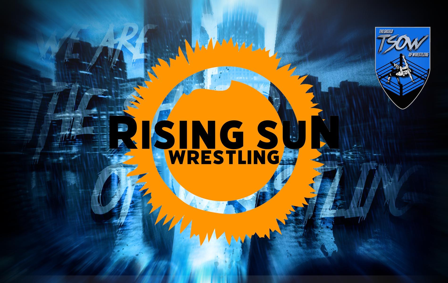 Rising Sun: annunciato nuovo show