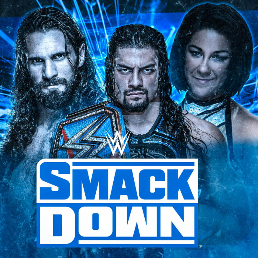 Report SmackDown 16-04-2021 - WWE