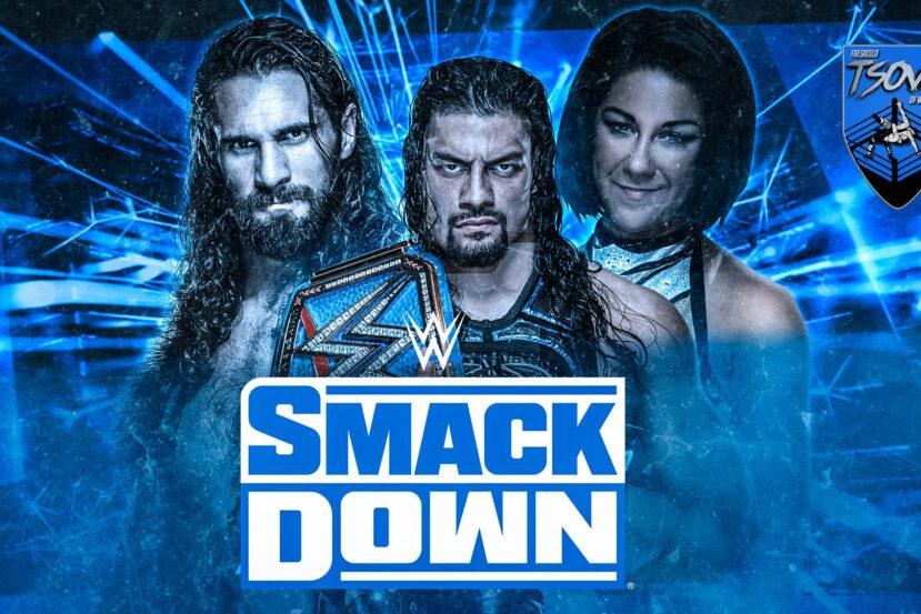 SmackDown 01-01-2021 - Risultati Live