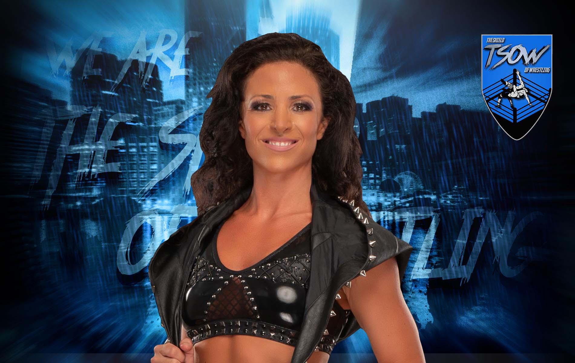 Serena Deeb perde l'NWA World Women's Championship