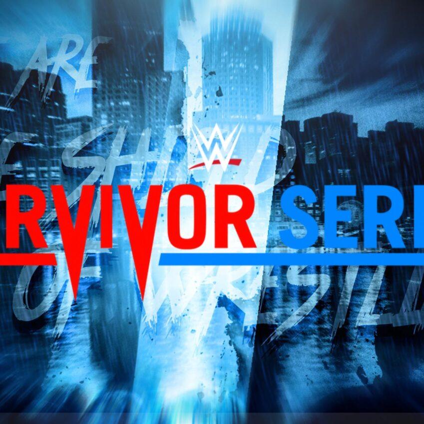 WWE Survivor Series 2020 - Card dell'evento