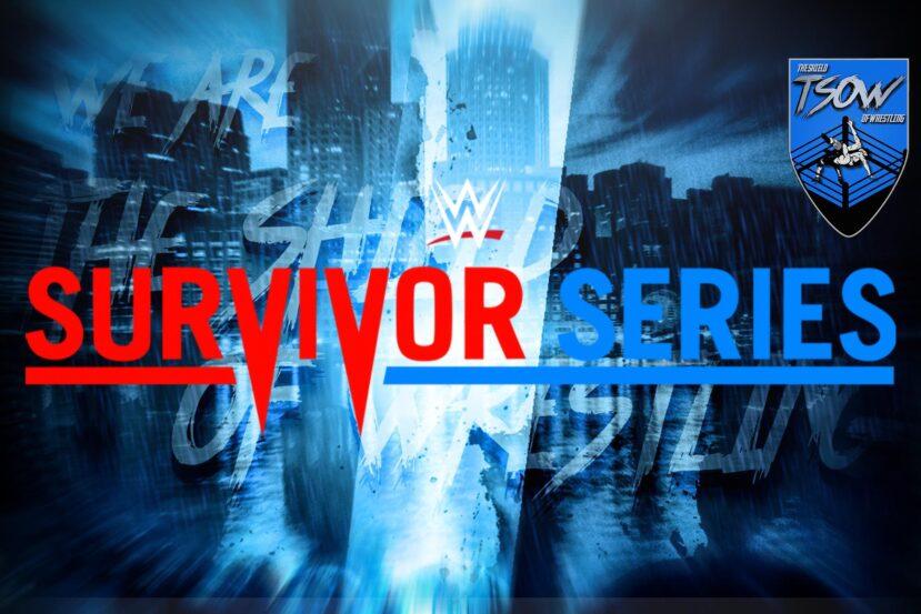 Survivor Series 2020: quali saranno opener e main event dello show?
