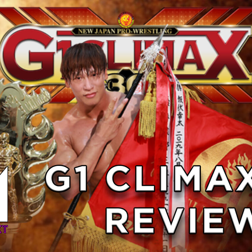 What's Next #96: G1 Climax Review