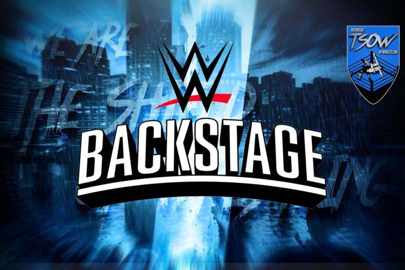WWE Backstage ritornerà venerdì per un episodio speciale