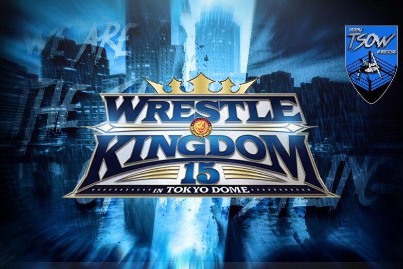 Wrestle Kingdom 15: Hiromu Takahashi lancia una sfida molto interessante