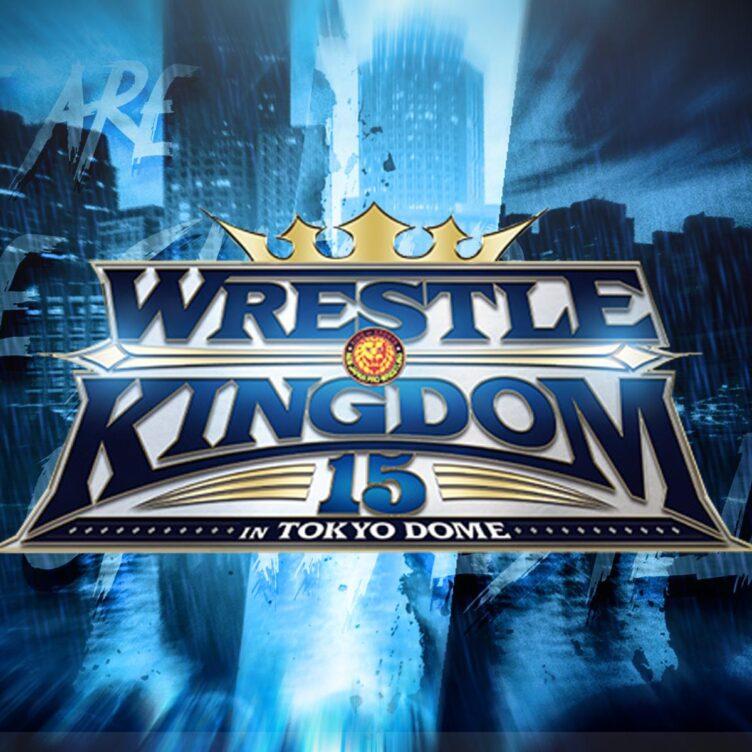 Wrestle Kingdom 15: le misure anti-Covid 19