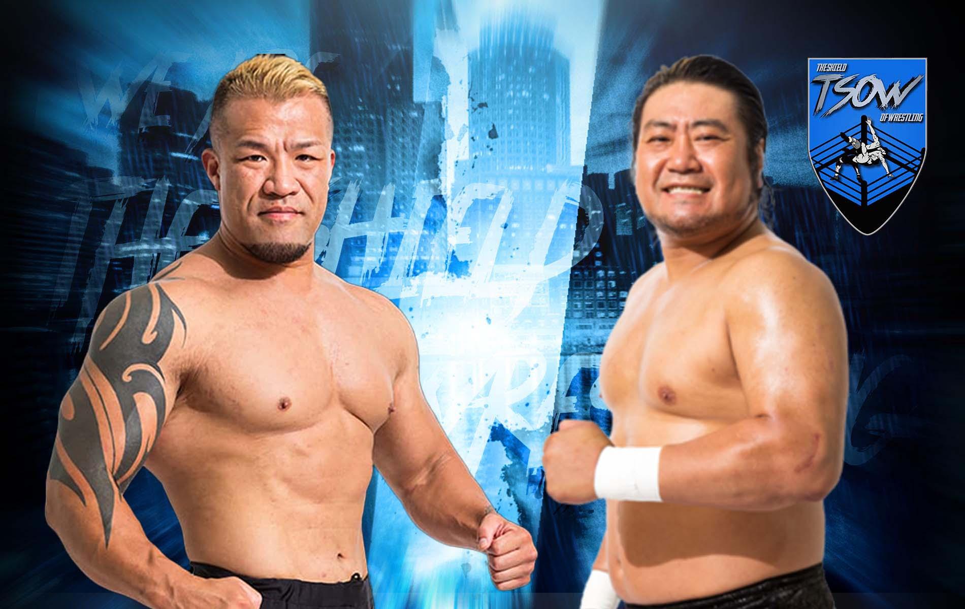 Suwama vs Zeus: chi ha vinto lo scontro titolato in AJPW?
