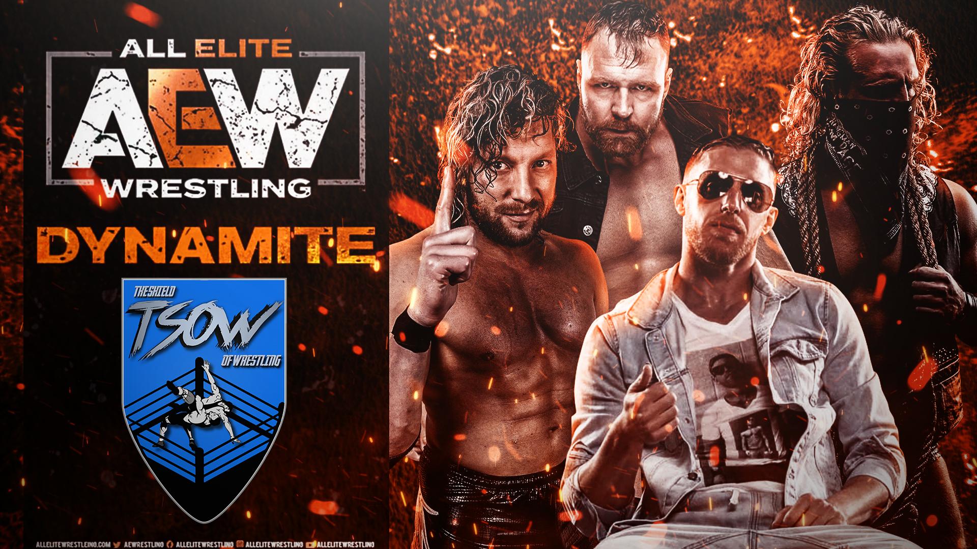 AEW Dynamite 12-05-2021 - Risultati Live
