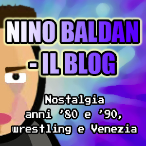 Nino Baldan Blog - The Shield Of Wrestling