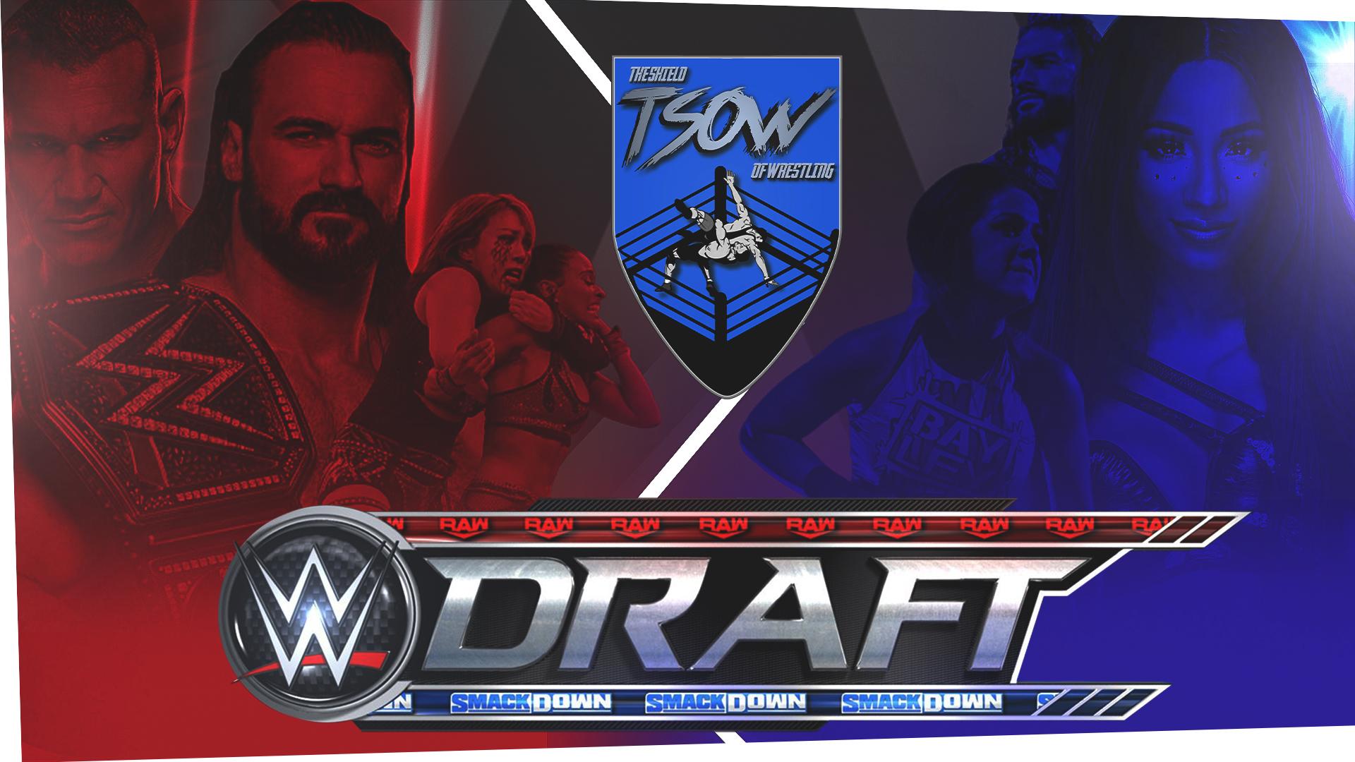 Report RAW 12-10-2020 - WWE