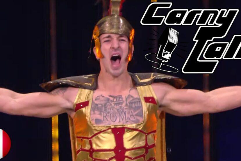 D3 IS BACK - AEW Dark in italiano episodio 56 - Carny Talk