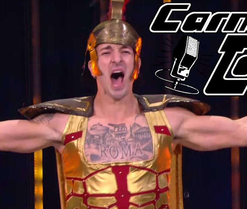 D3 IS BACK - AEW Dark in italiano episodio 56 - Carny Talk
