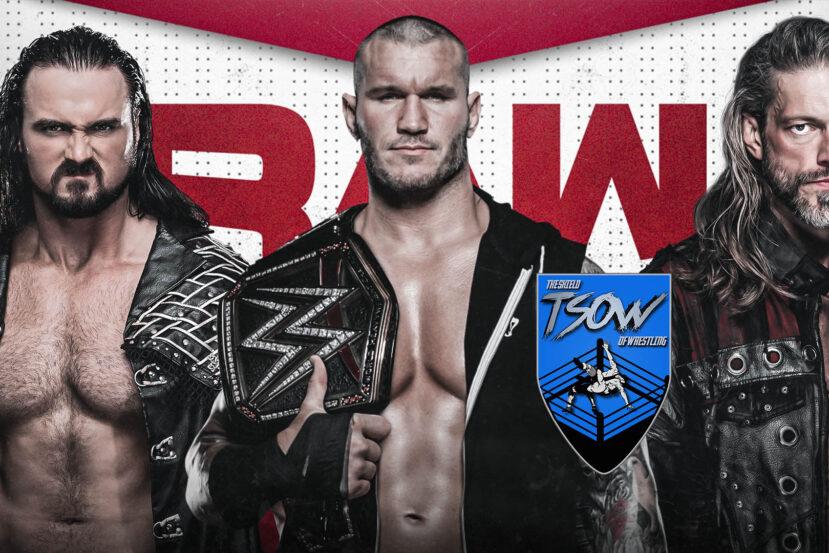 Report RAW 02-11-2020 - WWE