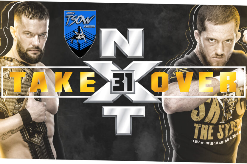 Pagelle NXT TakeOver: 31