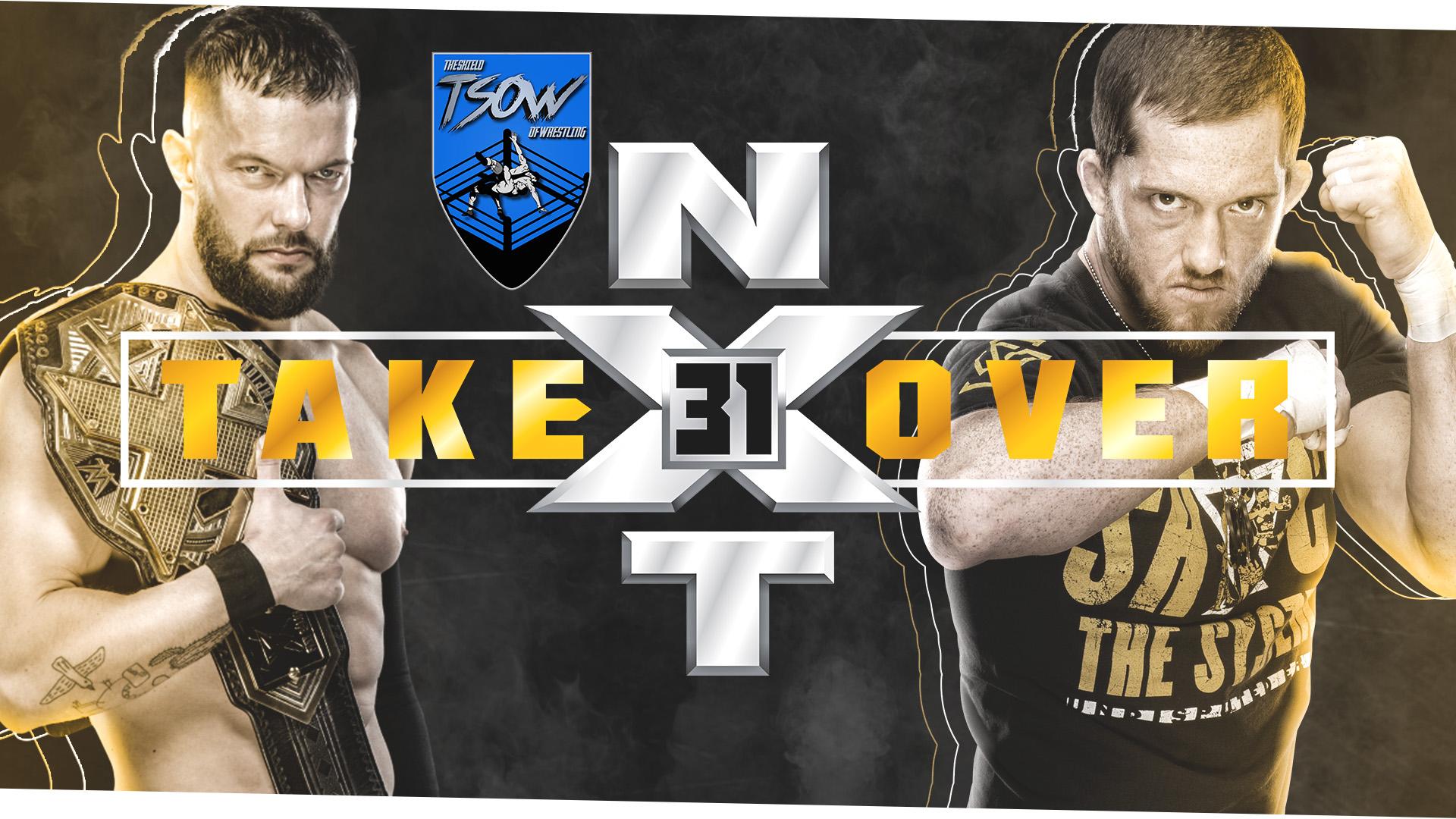 NXT TakeOver: 31 Risultati - WWE