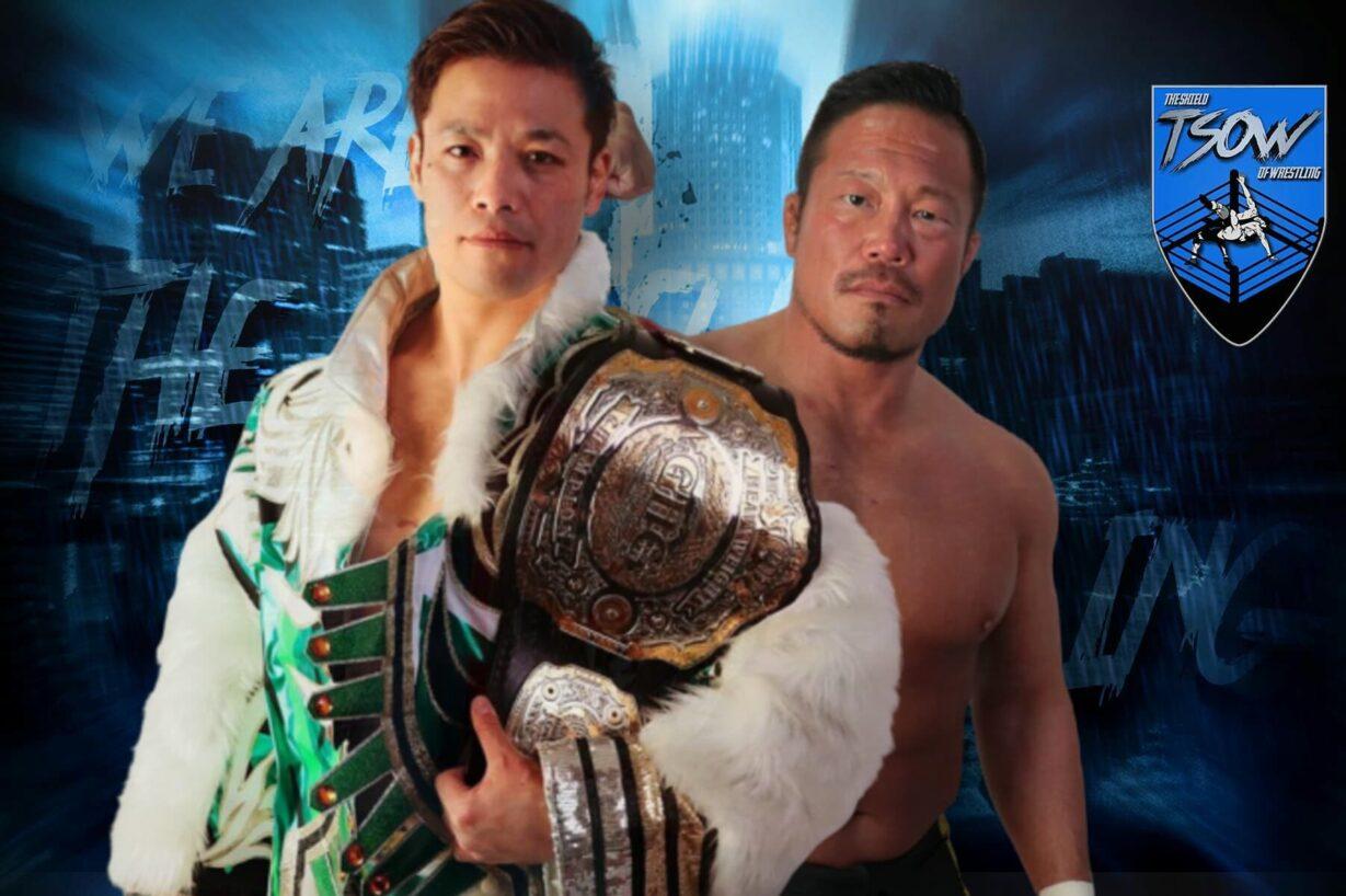 Go Shiozaki vs Takashi Sugiura: chi ha vinto il match?