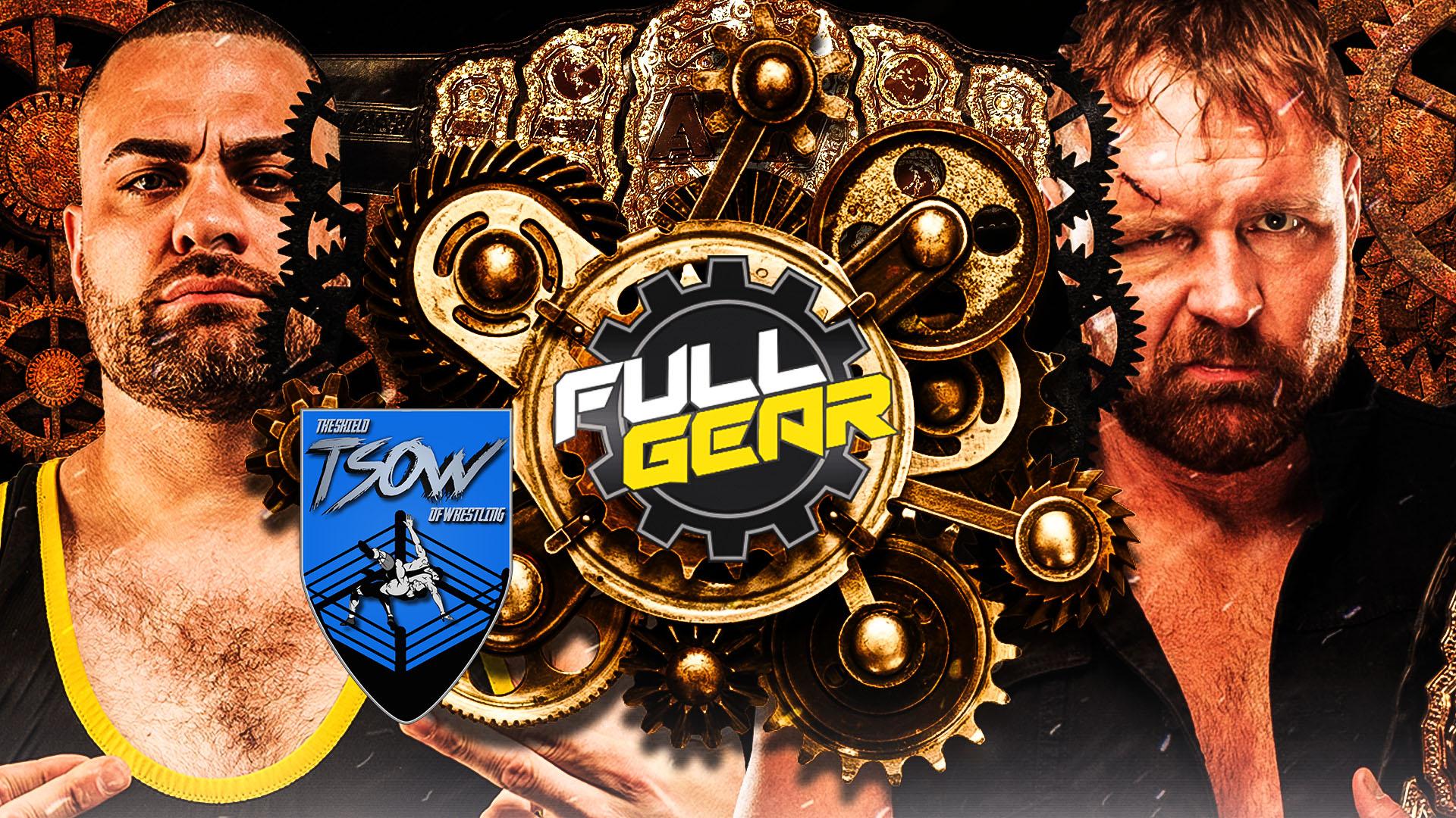 Risultati AEW Full Gear - Live