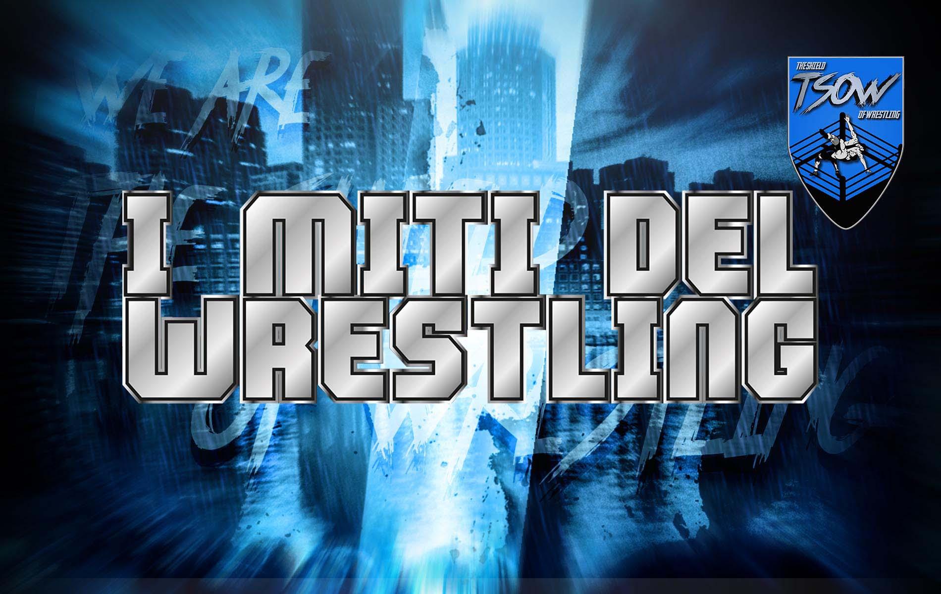 I Miti del Wrestling: aperta raccolta fondi per il prossimo show