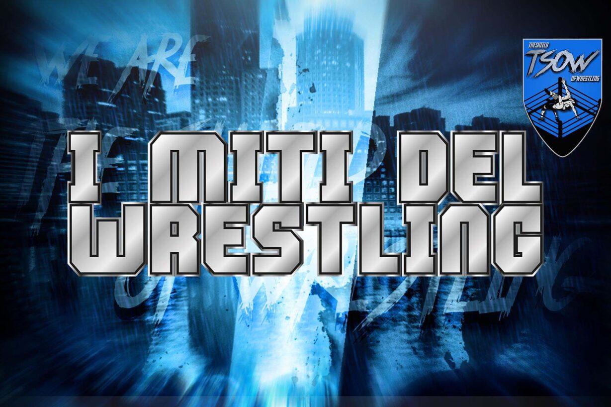 I Miti Del Wrestling: nuovo campione europeo!